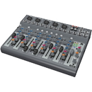 Behringer XENYX 1002B 10-Input 2-Buss Mixer Battery Powered