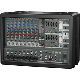 Behringer PMP1680S Europower 10-Channel Powered Mixer 2x800W