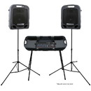 Peavey Escort 3000 300W All-in-One Portable PA System with FX & USB MP3 Player