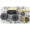 Speaker Crossover 3-Way 8 Ohm 800/4,500 Hz 200W