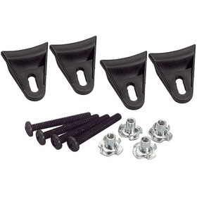 Penn-Elcom G0727KIT Plastic Grill Clamp Kit