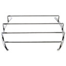 "10"" Bar Grill Chrome"
