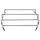 "12"" Bar Grill Chrome"