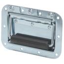 Penn-Elcom H7154Z Spring Flex Cabinet Handle PennBrite
