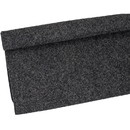 Latex Backed Speaker Cabinet Carpet Charcoal Yard 48