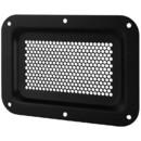 Penn-Elcom D2101K-04 Perforated Dish Black 5