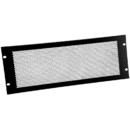 Penn-Elcom R1286/4UVK Perforated Rack Panel 4U