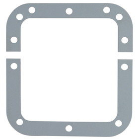 "Penn-Elcom L0906 Backplate For 4.125"" Split Dishes"