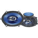 "Pyle PL573BL Blue Label 5""x7"" Triaxial Speaker Pair"