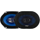 "Pyle PL683BL Blue Label 6""x8"" Triaxial Speaker Pair"