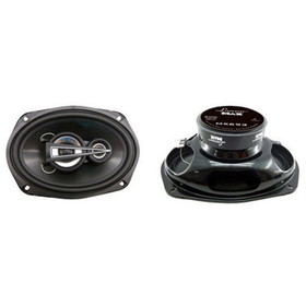 "Lanzar MX693 6""x9"" 600 Watt 3-Way Coaxial Speaker"