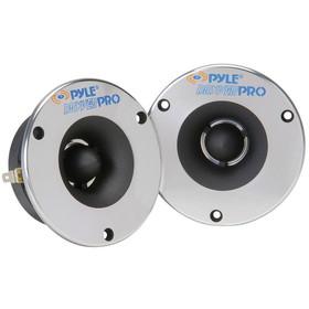 Pyle Pro PDBT18 Bullet Horn Tweeter Pair