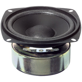 "Goldwood GW-204/8S 4"" Shielded Poly Woofer 8 Ohm"