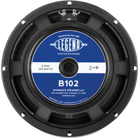"Eminence Legend B102 10"" Bass Guitar Speaker"
