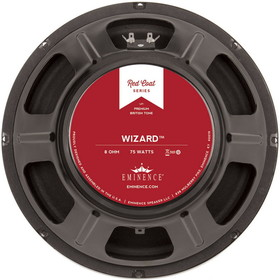 "Eminence Red Coat The Wizard 12"" Guitar Speaker 8 Ohm"