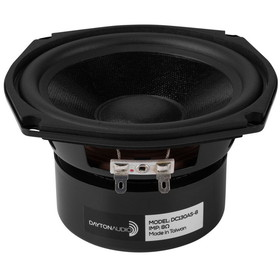 "Dayton Audio DC130AS-8 5-1/4"" Classic Shielded Woofer"