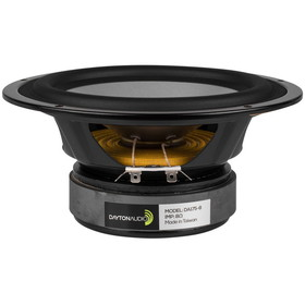 """Dayton Audio DA175-8 7"""" Aluminum Cone Woofer"""