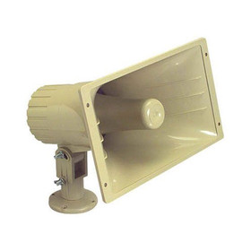 "11"" x 6-1/2"" Paging Horn Indoor/Outdoor"