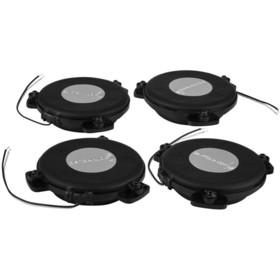Dayton TT25-16 PUCK Tactile Transducer Mini Bass Shaker 4 Pk
