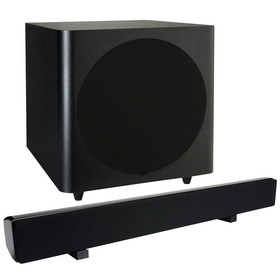 "Dayton Audio Speaker Bar and 10"" Subwoofer Package"
