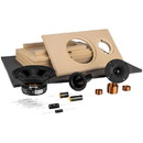 Classix II MT Bookshelf Speaker Kit with Knock-Down Cabinet