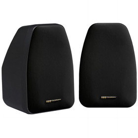 "BIC Venturi DV32-B 3-1/2"" 2-Way Bookshelf Speaker Pair Black"