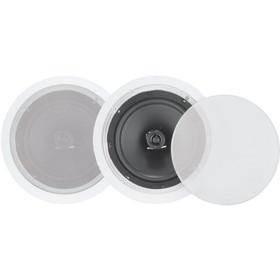 """Pyle Pro PDIC81RD 8"""" Round Ceiling Speaker Pair"""