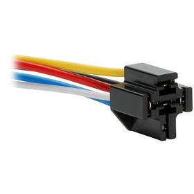 12 VDC 5-Pin Relay Socket For Bosch Type Relay