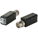 Video Balun Push Terminal to BNC Male 1 Pair