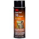 3M Foam Fast 74 Spray Glue Adhesive 24 fl. oz. / 16.9 oz. Net Wt.
