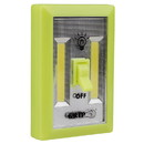 Grip Tools 37112 Glow in the Dark Cordless COB LED Wall Light Switch Grip On Tools 37112