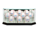 Perfect Cases Octagon 10 Baseball Display Case