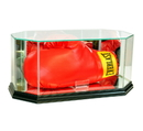 Perfect Cases Octagon Glass Full Size Boxing Glove Display Case