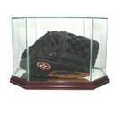 Perfect Cases Octagon Baseball Glove Display Case