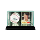 Perfect Cases Card and Baseball Display Case