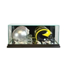Perfect Cases Double Mini Helmet Display Case
