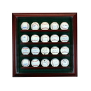 Perfect Cases 20 Baseball Cabinet Style Display Case