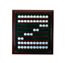 Perfect Cases 80 Golf Ball Cabinet Style Display Case