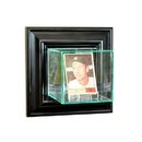 Perfect Cases Wall Mounted Single Card Display Case
