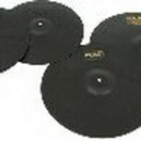 Pintech XT4P 4 piece set practice cymbal 14in. hi-hat pair, 16in. & 18in