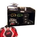 Pit Posse Deluxe Helmet Bay Black - 611BK