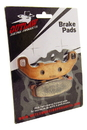 Outlaw Racing Sintered Brake Pads - OR141B