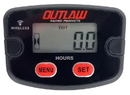 Outlaw Racing Wireless Hour Meter - OR3566