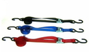 Pit Posse Heavy Duty Tie Downs (2 Pk) 1 Inch