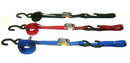 Posse Heavy Duty Tie Downs With Soft Tye (2 Pk) 1 Inch