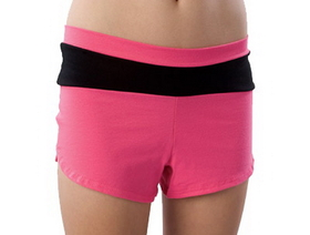 Pizzazz Color Block Short, Youth