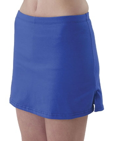Pizzazz Victory V-Notch Skirt w/ Boys Cut Brief, Youth
