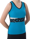 Pizzazz 5800SS Adult SuperStar Panel Top