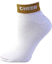 Pizzazz 7020 Cheer Anklet Sock