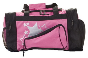 Pizzazz Mega-Star Travel Bag